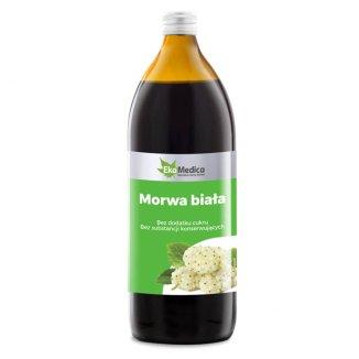 EkaMedica Morwa biała, sok, 1000 ml - zdjęcie produktu