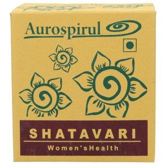 Aurospirul Shatavari, 100 kapsułek - zdjęcie produktu