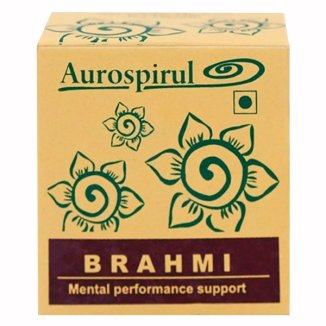 Aurospirul, Brahmi 350 mg, 100 kapsułek - zdjęcie produktu