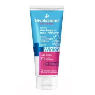 Nivelazione Skin Therapy Winter, zimowy krem kojący dla dzieci i niemowląt, 75 ml USZKODZONE OPAKOWANIE - zdjęcie produktu