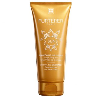 Rene Furterer 5 Sens, szampon upiększający, 200 ml - zdjęcie produktu