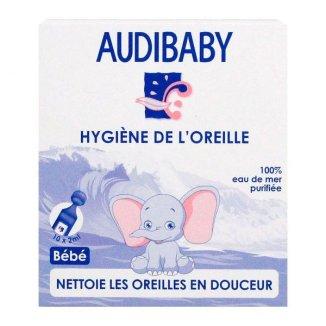 Audi Baby, preparat do higieny uszu, od urodzenia, 2 ml x 10 ampułek - zdjęcie produktu