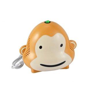 Omnibus, Inhalator tłokowy kompresorowy Monkey Milo BR-CN001, pomarańczowy - zdjęcie produktu