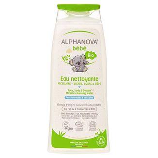 Alphanova Bebe Eau Nettoyante, woda micelarna bez spłukiwania, 200 ml - zdjęcie produktu