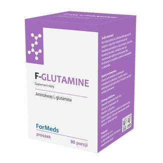ForMeds F-Glutamine, proszek, 63 g  - zdjęcie produktu