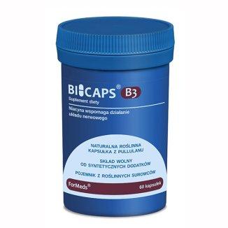 ForMeds, Bicaps B3, 60 kapsułek - zdjęcie produktu