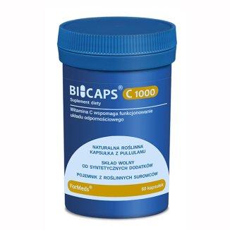 ForMeds Bicaps C 1000, 60 kapsułek - zdjęcie produktu