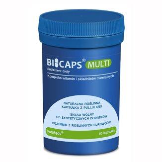 ForMeds Bicaps Multi, 60 kapsułek - zdjęcie produktu
