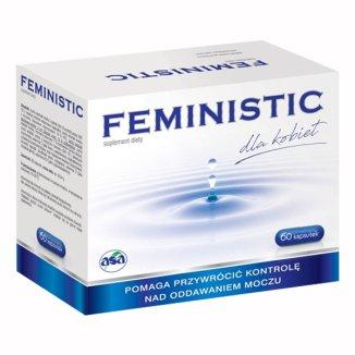 Asa Feministic, 60 kapsułek - zdjęcie produktu
