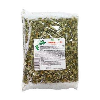 Herbapol Liść moringa, 50 g - zdjęcie produktu