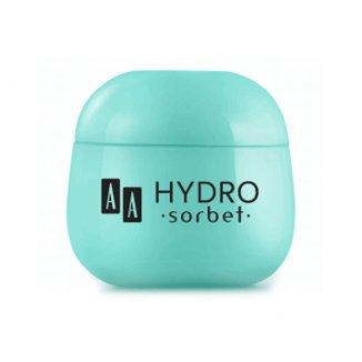AA Hydro Sorbet, krem multinawilżenie + matowienie, cera mieszana/tłusta, 50 ml - zdjęcie produktu