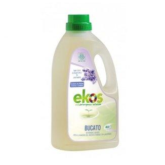 Ekos, płyn do prania ręcznego oraz w pralce, z dodatkiem olejku lawendowego, Eco, 2 l - zdjęcie produktu