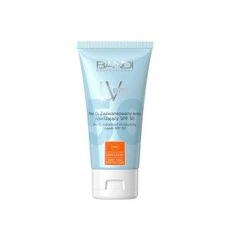 Bandi UV Expert PRE-D3, zaawansowany krem nawilżający, SPF50, 50 ml - zdjęcie produktu