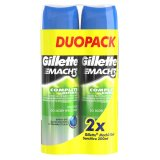 Gillette Series, żel do golenia, Sensitive skin, 2 x 200 ml - miniaturka zdjęcia produktu