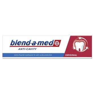 Blend-a-med, pasta do zębów, Anti-Cavity, Original, 100 ml - zdjęcie produktu