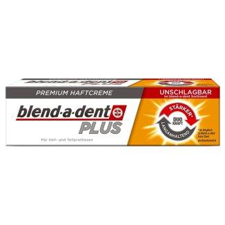 Blendadent Plus Dual Power, Extra Stark, klej do Protez, 40 g - zdjęcie produktu