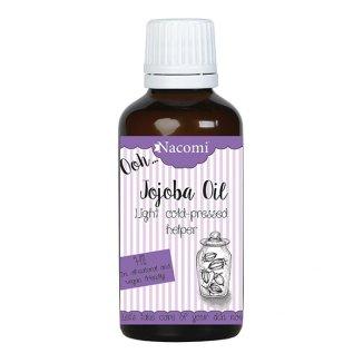 Nacomi, olej z jojoba, 30 ml - zdjęcie produktu