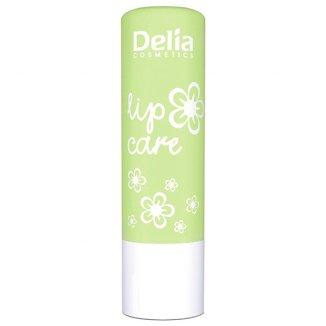 Delia Lip Care, pomadka ochronna do ust, zielona, 4,9 g - zdjęcie produktu
