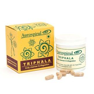 Aurospirul Triphala, 100 kapsułek - zdjęcie produktu