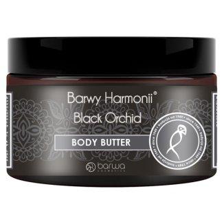 Barwa Barwy Harmonii, masło do ciała, Black Orchid, 220 ml - zdjęcie produktu