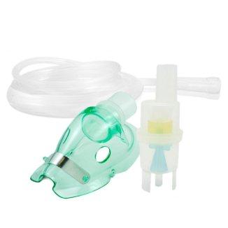 Zestaw akcesoriów do inhalatora Intec, z maską dla dzieci - zdjęcie produktu
