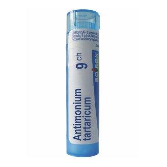 Boiron Antimonium tartaricum 9 CH, granulki, 4 g - zdjęcie produktu