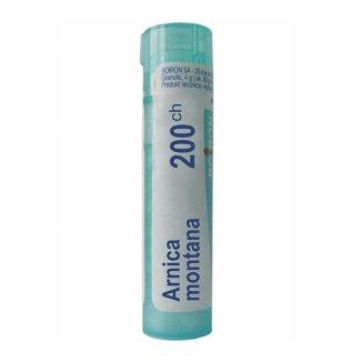 Boiron, Arnica montana 200 CH, granulki, 4 g - zdjęcie produktu