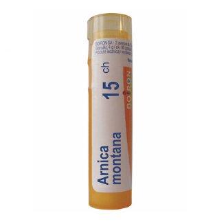 Boiron Arnica montana 15 CH, granulki, 4 g - zdjęcie produktu