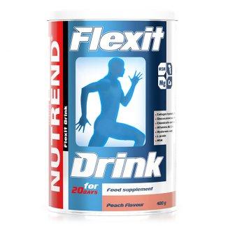 Nutrend, Flexit Drink, smak brzoskwiniowy, 400 g - zdjęcie produktu