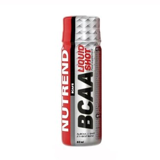 Nutrend, BCAA Liquid Shot, 60 ml - zdjęcie produktu