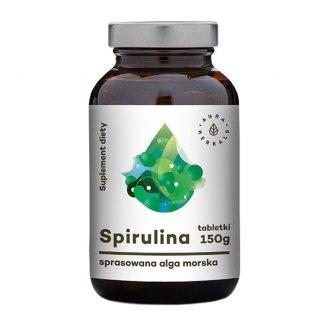 Aura Herbals Spirulina, 150 g - zdjęcie produktu