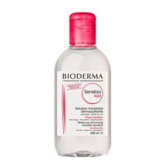 Bioderma Sensibio H2O, płyn micelarny do skóry wrażliwej, 250 ml - zdjęcie produktu