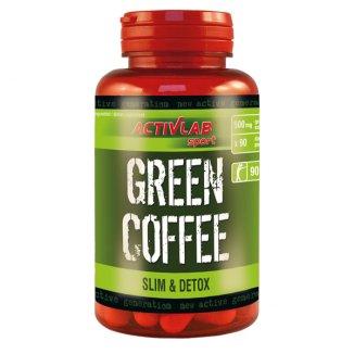 Activlab Green Coffee, zielona kawa, 90 kapsułek - zdjęcie produktu