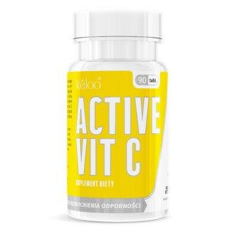Active Vit C, 90 tabletek - zdjęcie produktu
