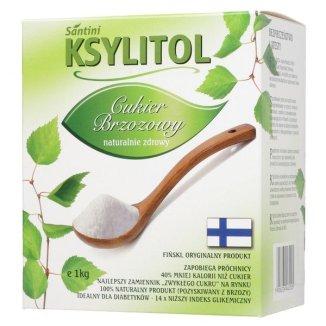 Santini, ksylitol, cukier brzozowy, 1000 g - zdjęcie produktu