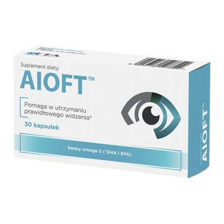 Aioft, 30 kapsułek - zdjęcie produktu