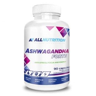 Allnutrition Ashwagandha Forte, 90 kapsułek - zdjęcie produktu