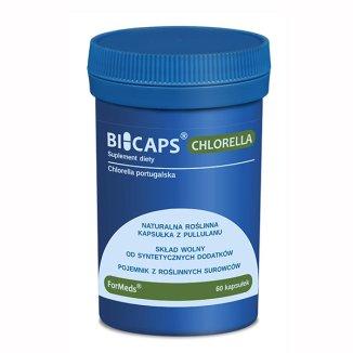ForMeds, Bicaps Chlorella, 60 kapsułek - zdjęcie produktu