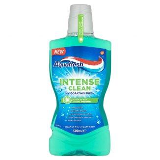 Aquafresh, płyn do płukania jamy ustnej Intense Clean, 500 ml - zdjęcie produktu