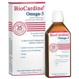 BioCardine Omega-3, 200ml KRÓTKA DATA - miniaturka zdjęcia produktu