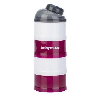 Babymoov, pojemniki do mleka w Proszku, nr A004212, cherry, 1 sztuka - zdjęcie produktu