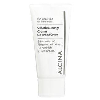 Alcina, Professional, krem samoopalający, 50 ml - zdjęcie produktu