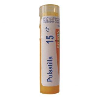 Boiron, Pulsatilla 15 CH, granulki, 4 g - zdjęcie produktu