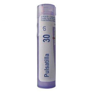 Boiron, Pulsatilla 30 CH, granulki, 4 g - zdjęcie produktu