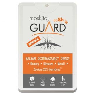 Moskito Guard, mleczko odstraszające komary i kleszcze, bez DEET, 18 ml - zdjęcie produktu