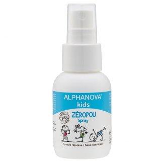 Alphanova Kids, spray odstraszający wszy, 50 ml - zdjęcie produktu