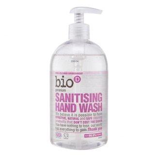 Bio-D, mydło w płynie, geranium, 500 ml - zdjęcie produktu