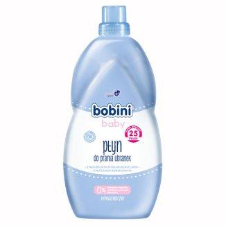 Bobini Baby, płyn do prania ubranek, od urodzenia, 2 L - zdjęcie produktu
