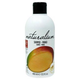 Naturalium Fruit, szampon do włosów, mango, 400 ml - zdjęcie produktu