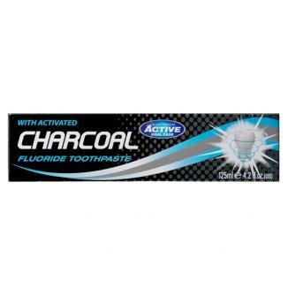 Beauty Formulas, pasta do zębów z aktywnym węglem, 125 ml - zdjęcie produktu